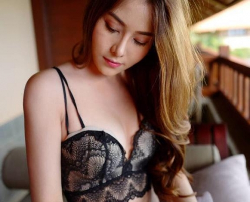 Black Label Bangkok Escorts - Alice Model 3