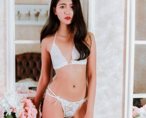Black Label Bangkok Escorts - Mint Model 3